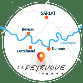 Camping Daglan Dordogne