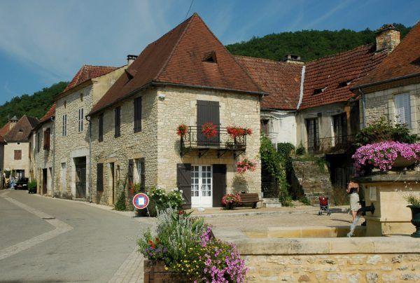 village de Daglan